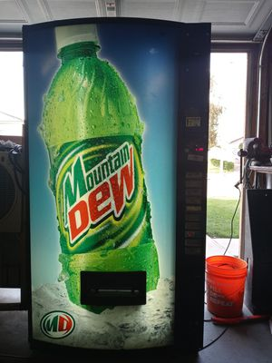 Soda vending machine for Sale in San Jacinto, CA