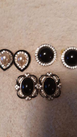Dressy pierced earrings for Sale in Carrollton, TX