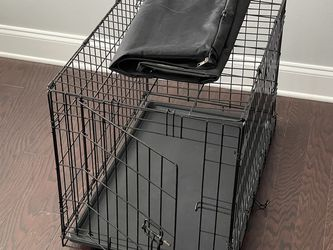 Small Dog Crate with Cover (included) for Sale in Duluth,  GA