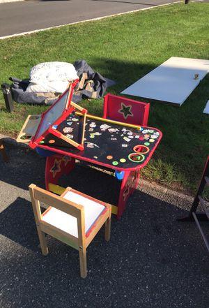 Kids desk and furniture for Sale in South Orange, NJ