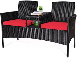 Wicker Patio Conversation Furniture Set for Sale in Los Angeles, CA
