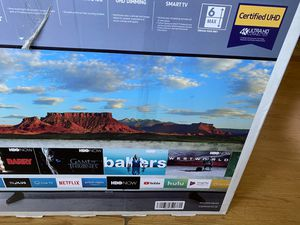 "Samsung Smart tV 50"" UHD 4K for Sale in Carpentersville, IL"