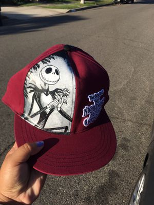 "AUTHENTIC DISNEY HAT ""NIGHTMARE BEFORE CHRISTMAS "" for Sale in San Diego, CA"