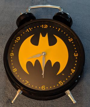 Jumbo Batman alarm clock for Sale in Virginia Beach, VA
