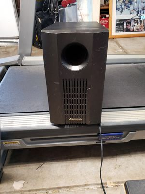 Pioneer subwoofer for Sale in Antioch, CA