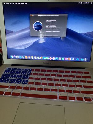 """MacBook Air 13"""" 2017 i5/8/256gb with Microsoft office 2016 for Sale in Syracuse, NY"""