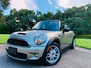 2008 Mini Cooper S Turbo for Sale in Tampa, FL
