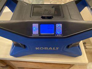 Kobalt Inflator/light for Sale in Clovis, CA