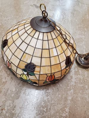 Vintage Hanging Lamp Light Fixture for Sale in Naperville, IL