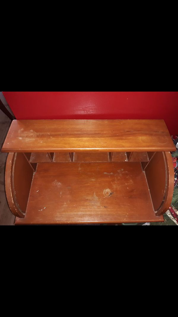Antique Child's Roll Top Desk / without the roll top