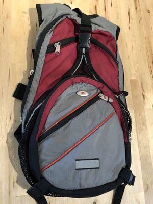 Swiss Gear Hydration Hiking Daypack Backpack for Sale in Seattle, WA