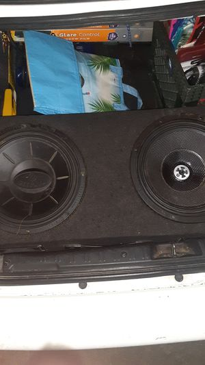 "Memphis car audio 22"" Subwoofer Speakers for Sale in Riverside, CA"