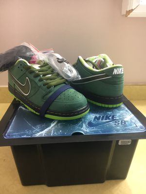 Nike Dunk Low green Lobster DS size 9 for Sale in Rockville, MD