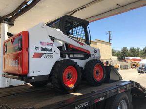 2018 Bobcat S550 Skid Steer for Sale in San Bernardino, CA