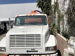 International vacuum truck for Sale in Monterey Park, CA