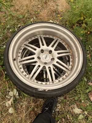 "20"" 2 piece wheels bmw for Sale in Seattle, WA"