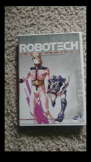 Robotech DVD for Sale in Federal Way, WA