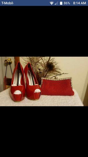 Red Italian Style Heels for Sale in La Vergne, TN