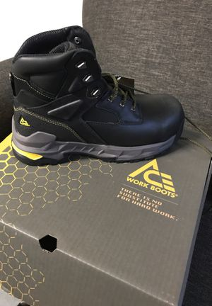 Ace work boots not steel toe for Sale in North Las Vegas, NV