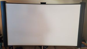 "80"" Epson Duet Projection Projector Screen for Sale in Pico Rivera, CA"