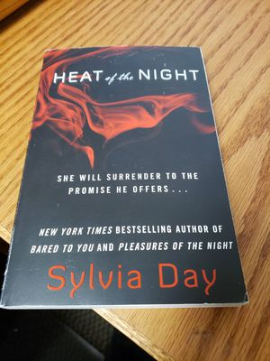 Heat of the Night Sylvia Day for Sale in Fife, WA