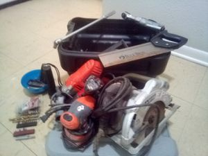 Tool box and it's contents for Sale in Vidor, TX