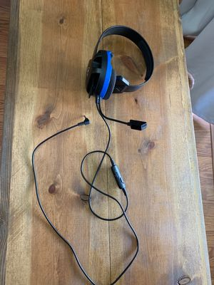 Turtle beach headset for Sale in Rancho Cucamonga, CA