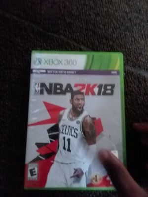 2k18 brand new Xbox 360 for Sale in Cleveland, OH