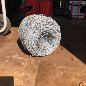 Barbed Wire Roll - -approx 2000 Sq Ft for Sale in Jupiter, FL