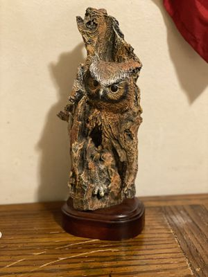Beautiful Handcrafted Owl Support Small Towns affected by COVID-19 for Sale in Lakewood, CO