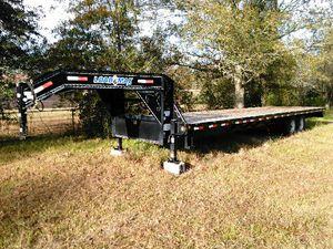 "Load Max, 32ft.102""car hauler/cargo gooseneck trailer 2017 with ramps. for Sale in Mobile, AL"