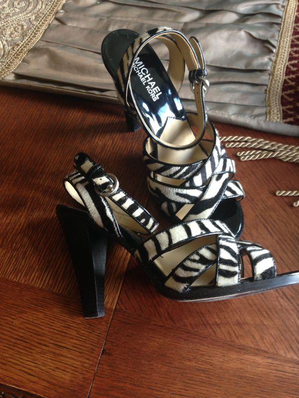 Michael kors .heels size 7