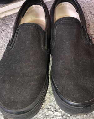Slip on vans for Sale in Sterling Heights, MI