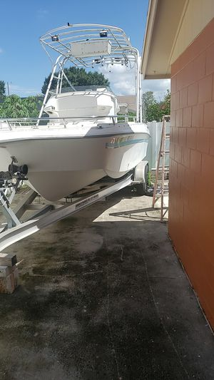 "WELLCRAFT 1990 20'-7"" LONG for Sale in Tampa, FL"
