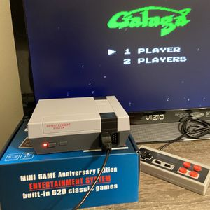 Retro Console built In Nintendo Games 620 Retro Games Two Controllers SHIPPING AVAILABLE 🚚🕹 for Sale in Hollywood, FL