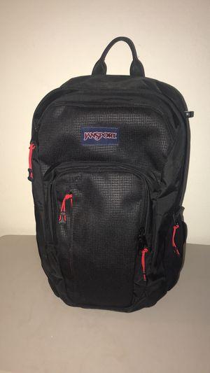 Jansport backpack black/red for Sale in Portland, OR