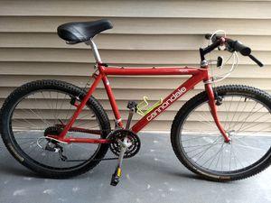 Cannondale vintage mnt bike for Sale in Fort Collins, CO