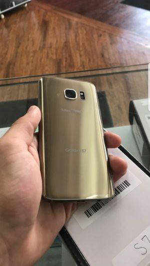 Galaxy S7 unlocked!! for Sale in Columbus, OH