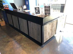 Custom Reception desk for Sale in Las Vegas, NV
