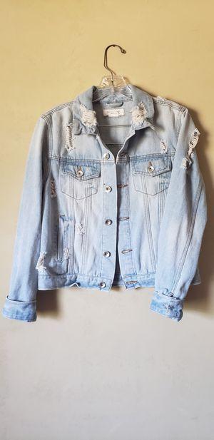 Ci Sono Denim Jacket for Sale in Calvin, WV