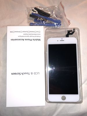 Brand new Lcd screen digitizer for iPhone 6s/6s plus for Sale in Baldwin Park, CA