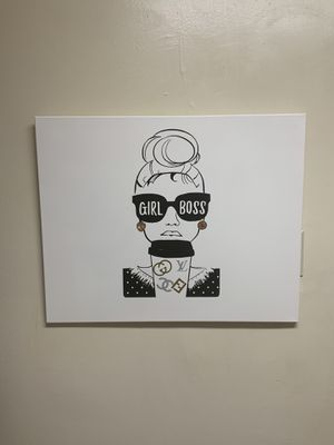 Custom art by Bougie on a Budget for Sale in Baltimore, MD