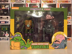 NECA TMNT Donatello SDCC Target Funko Pop for Sale in Houston, TX