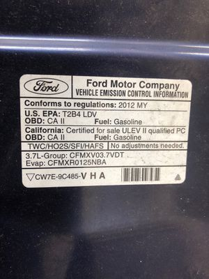 Ford Hood year 2012 for Sale in Sudbury, MA