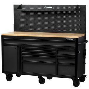 HUSKY 61 in. Tool Chest Mobile Workbench for Sale in Frederick, MD