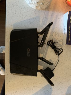 Asus router (RT-AC87U) for Sale in Tempe, AZ