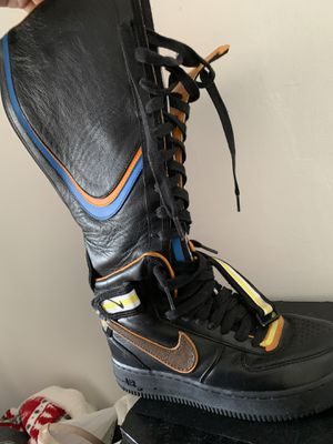 Air Force 1 Boot Tisci Black for Sale in Lebanon, PA