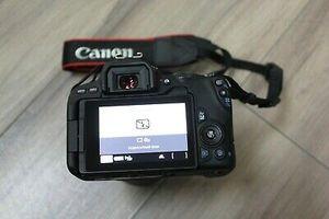 Canon EOS Rebel SL2 24.2MP Digital SLR Camera + EFS 18-55mm - Shutter Count 2048 for Sale in Las Vegas, NV