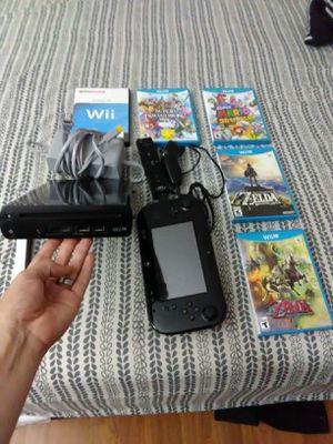 Nintendo Wii U for Sale in Leesburg, VA