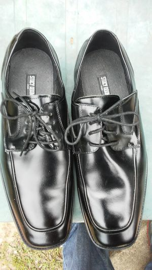 Never worn STACY ADAMS dress shoes for Sale in Houston, TX